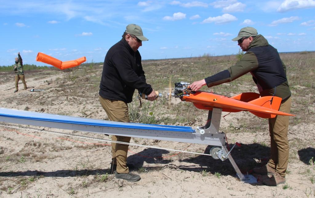 ЗСУ успішно випробували український апарат для тренування військ ППО