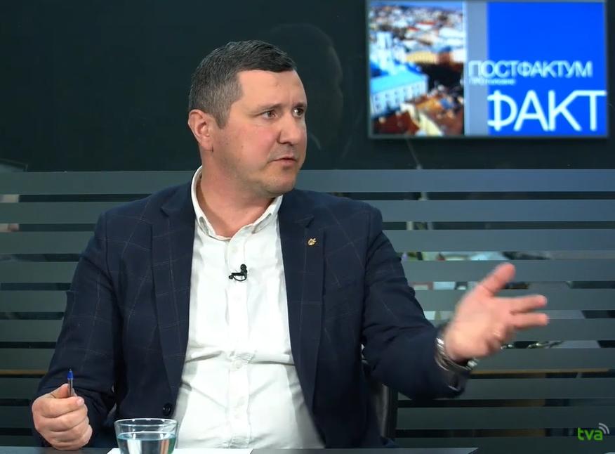 Обласна влада завалила інформаційну кампанію з роз'яснення децентралізації, – Віталій Гуменний
