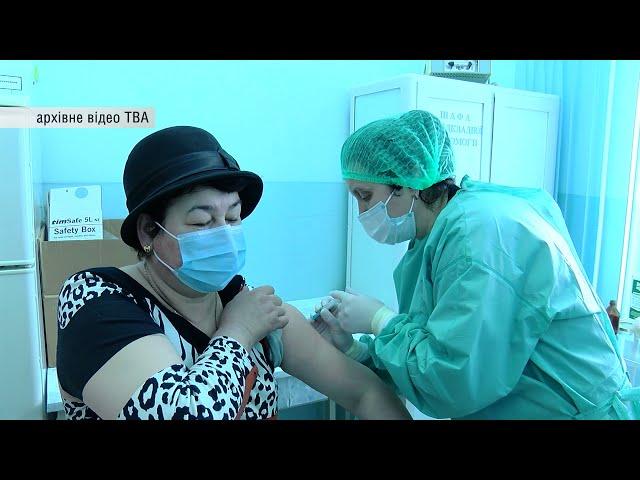 У Чернівцях розпочнуть роботу два центри масової вакцинації