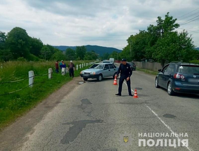 На Буковині помер велосипедист, якого вчора збила автівка