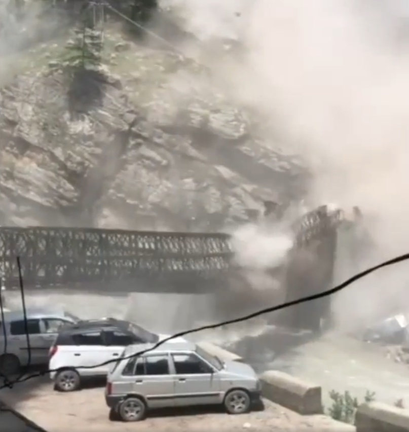 Щонайменше дев'ять людей загинули через зсув ґрунту в штаті Гімачал-Прадеш