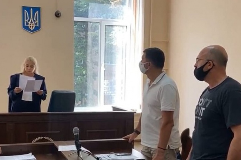 Помічнику нардепа Петру Стратійчуку, якого підозрюють у отриманні хабаря, обрали запобіжний захід