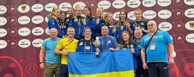 Буковинка Соломія Винник здобула золото на чемпіонаті Європи з вільної боротьби серед юніорів