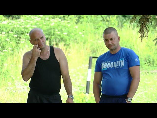 Резервістів з Буковини відправили на тритижневі навчальні збори