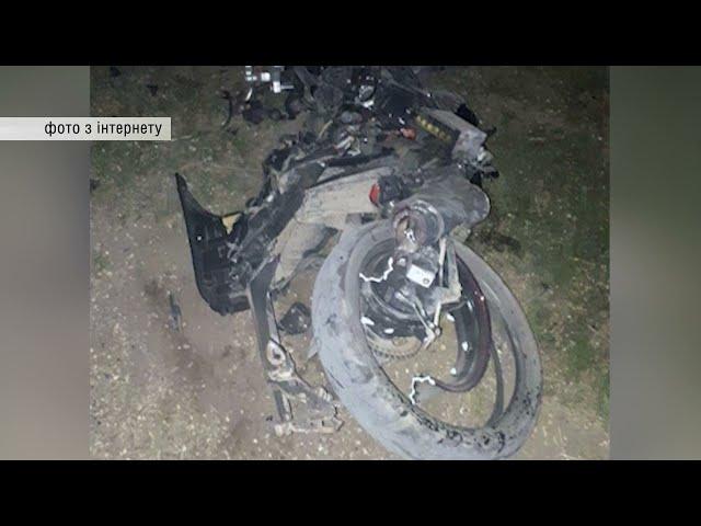 Смертельна ДТП на Буковині: легковик в'їхав у 23-річного мотоцикліста