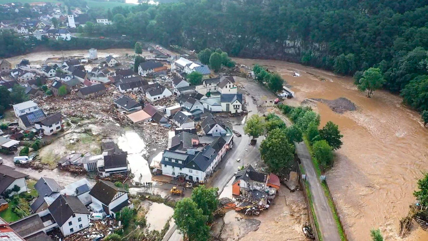 Мешканець Мюнстера пожертвував мільйон постраждалим від повені