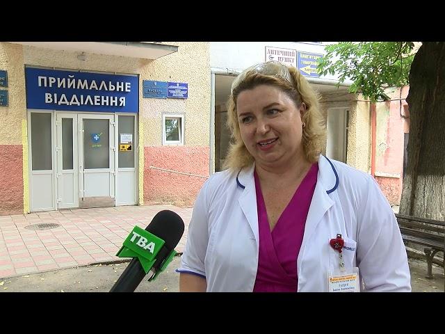 У Чернівцях після ремонту відновив роботу інсультний центр