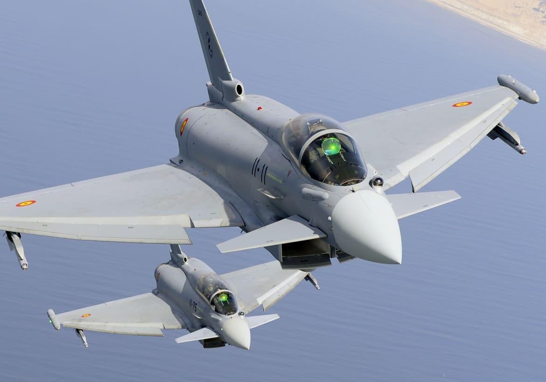 Брифінг лідерів Литви і Іспанії зупинили через виліт винищувачів на перехоплення літака РФ
