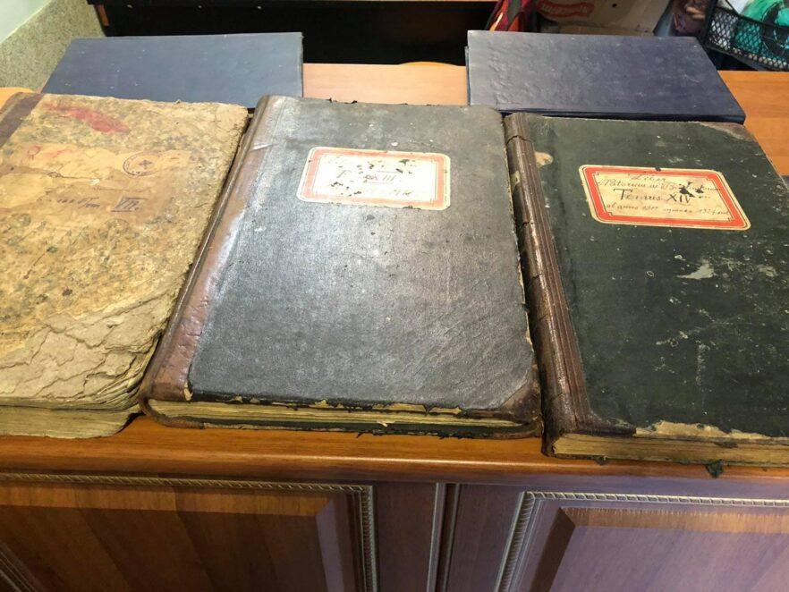 Книга датована 1845 роком: у Чернівцях презентують виставку парафіяльної літератури