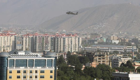Українська розвідка показала ексклюзивні кадри евакуації з Кабула