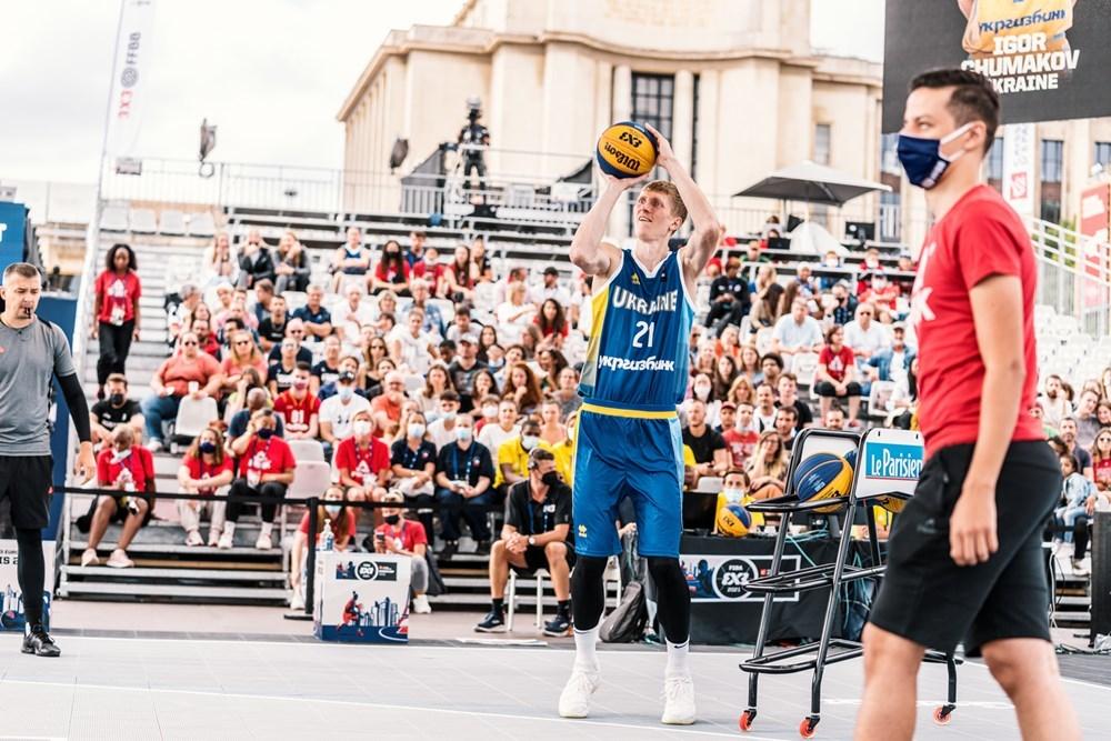 Чоловіча й жіноча збірні України з баскетболу пробилися в плей-оф чемпіонату Європи