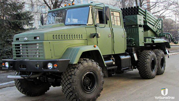 """Українська армія прийняла на озброєння """"Вербу"""" і """"Фенікс"""""""