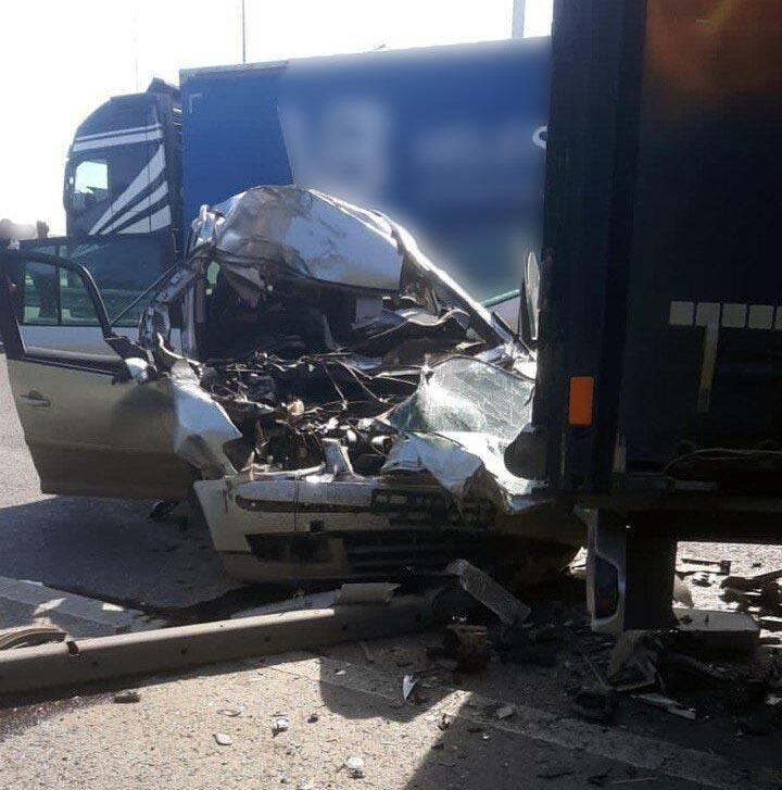 На Буковині трапилась ДТП: загинула пасажирка
