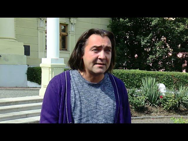Актор Григорій Руденко-Краєвський пояснив чому звільнився з муздрамтеатру ім. О. Кобилянської